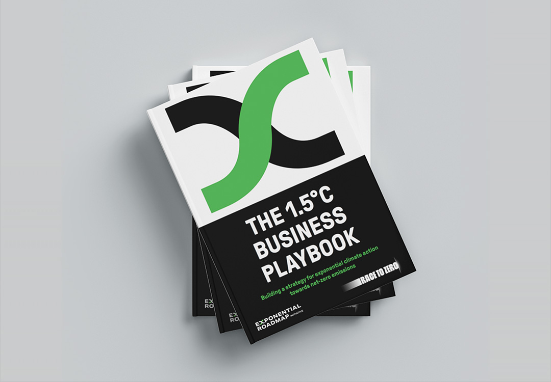 1.5°C Business Playbook
