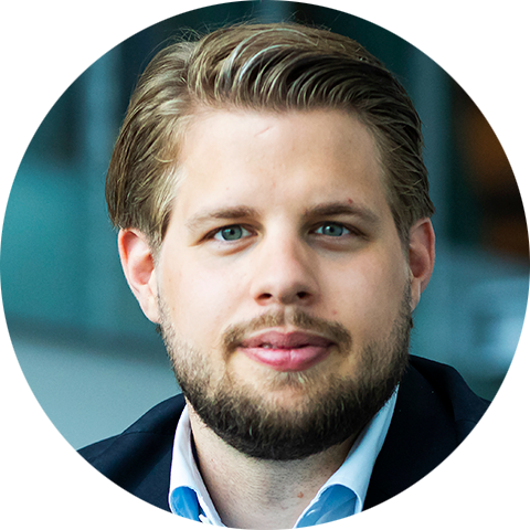 Mattias Norén, Head of Strategy and Business Development