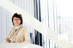 Lena Moberg, marknadsstrateg på Göteborg Energi.