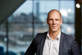 Henrik Kihlberg, säljchef på PostNord Strålfors i Sverige.