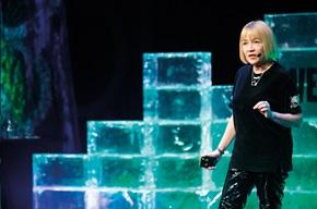 """""""Tjäna pengar – och gör goda handlingar samtidigt"""". Det är framtidens sätt att göra affärer enligt den internationellt erkända varumärkesexperten Cindy Gallop."""