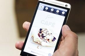 Digital marknadsföring med personaliserat innehåll är framtiden, tror Markus Grannenfelt, vd för app-företaget Intellipocket.