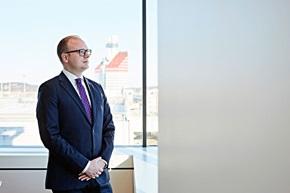 Peter Hellman, partner på advokatbyrån Engström & Hellman.