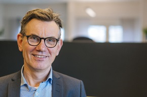 Mikael Bladh, Head of M2C på Eon Kundsupport Sverige.